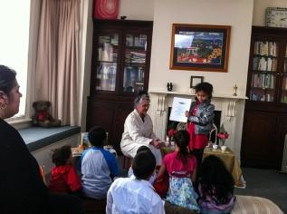 Children's Universal Worship in Auckland