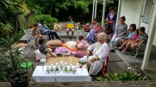 Universal Worship in the Garden