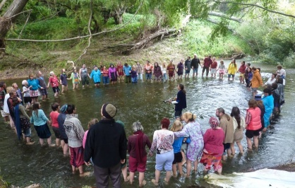 River Ceremony