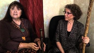 Devi Tide & Eila Paul